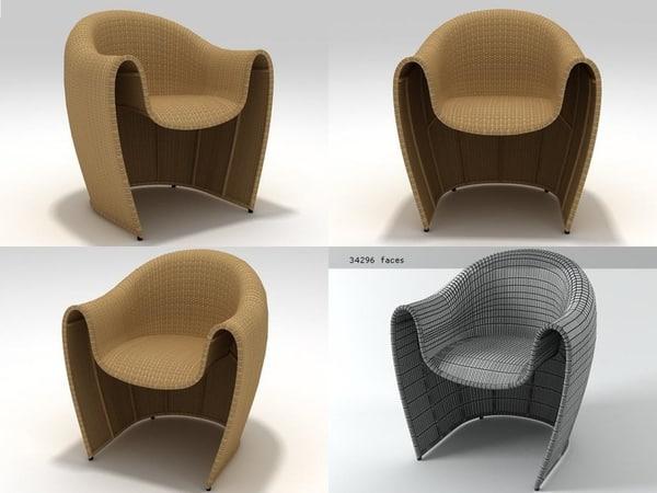 3D king tubby model
