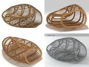 nananu 3D model