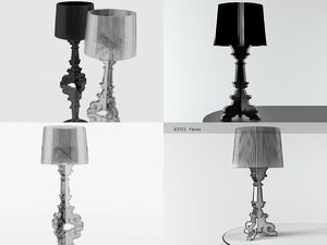 3D bourgie kartell