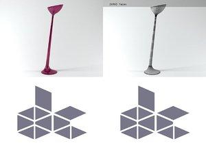 floob kundalini 3D model