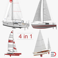 Sailing Yachts Collection 2
