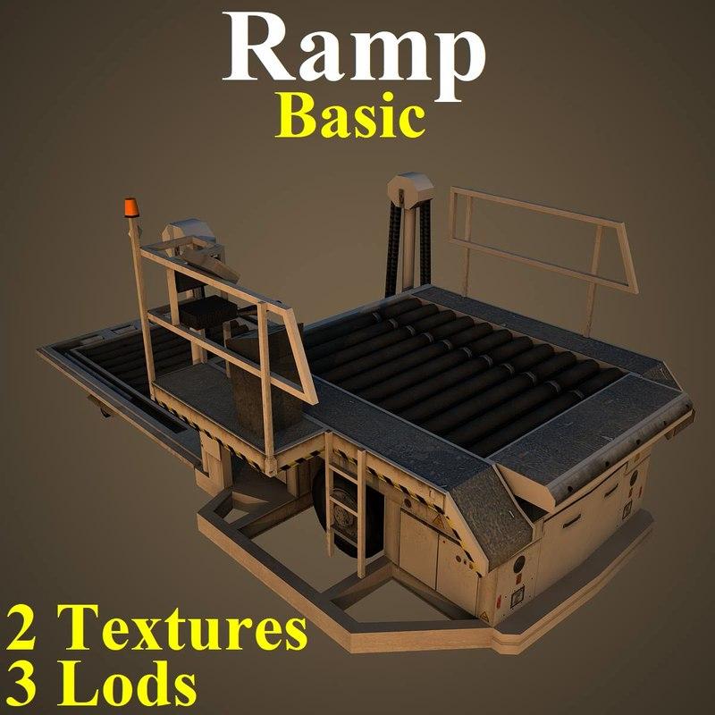 ramp basic model