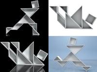 3D tangram 11