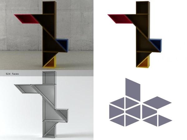 tangram 2 model