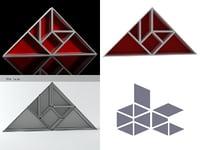3D tangram 5