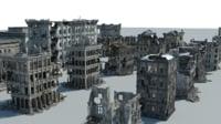 building broken model