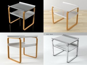 3D 915 table