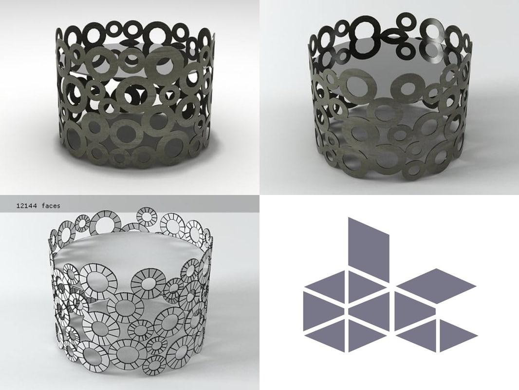 ring n 3D model