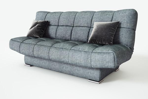 3D arbat sofa model