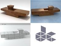 cut table 5 3D