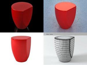 3D tambour casamilano model