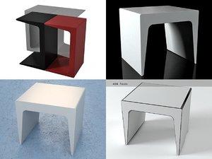 cu small 3D model