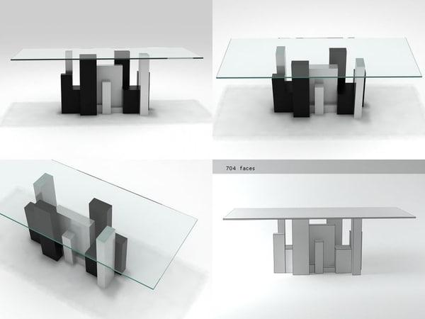 3D model city emmemobili
