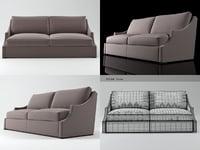 3D oslo sofa uh-22 model