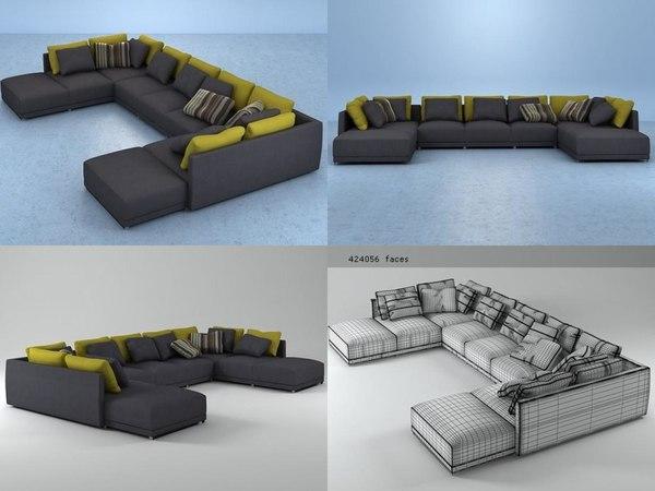 sketch modul 1 3D model