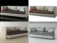 3D nomade sofa