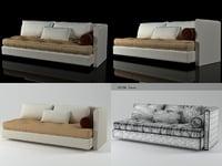 nomade left-arm sofa model