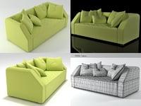 3D ovum sofa