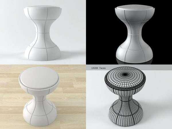 3D model easy pieces iii