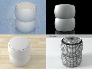 3D easy pieces model