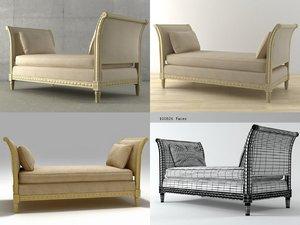 adjustable-ends bench n model