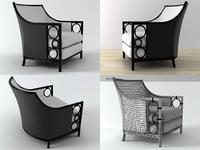 laura kirar a-81 3D model