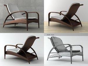 3D tango recliner