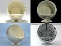 ball adelta 3D model