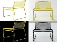 3D hee lounge chair