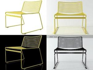 3D hee lounge chair