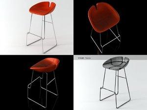 3D fjord 112 model