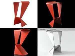 icon stool model