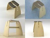 origami montina 3D