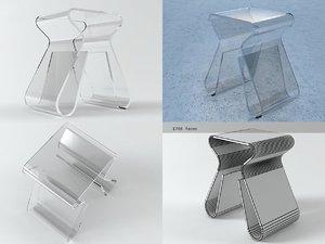 magino stool 3D model