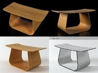 3D becca model