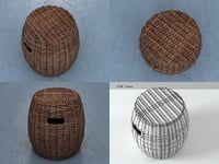 croco 13 3D model