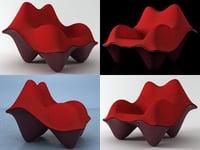 ravioli vitra 3D model