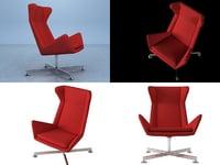 armchairs parri-design 3D