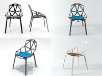 3D chair magis