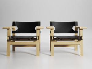 spanish chair 2226 model