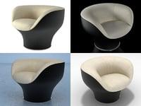 3D igloo cappellini model