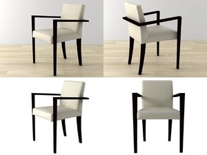 french line dining armchair model