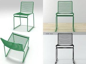 hee chair 3D model