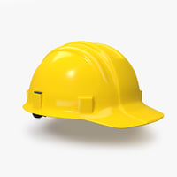 hard hat - helmet model