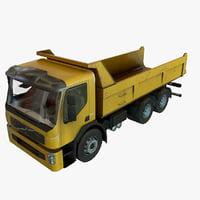 Volvo FE220 Dump Truck