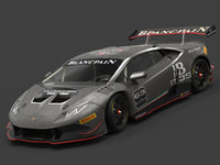 3D model lp620-2 super trofeo