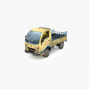 tata ace truck 3D model