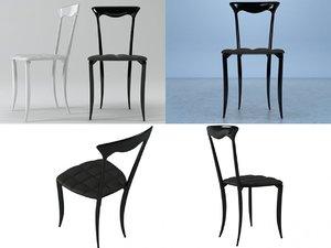 charme chair model