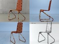 3D flo chair b