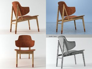kofod larsen chair model
